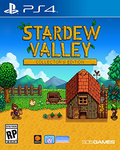 Stardew Valley: Collector's Edition – PlayStation 4