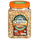 RiceSelect Organic Tri-Color Pearl Couscous, 24.5-Ounce (Pack of 4)