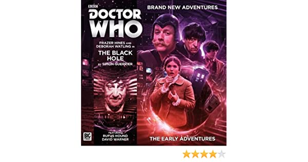 Doctor Who The Black Hole The Early Adventures 2.3