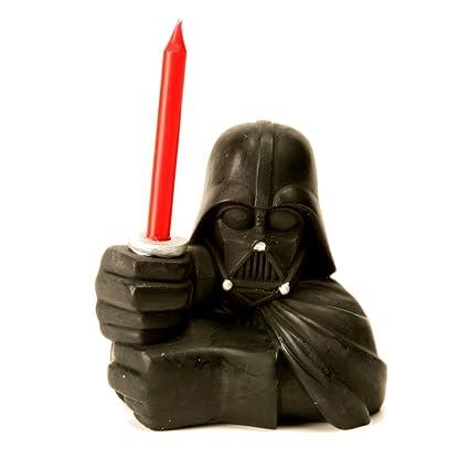 Amazon.com: Star Wars moldeado Vela: Toys & Games