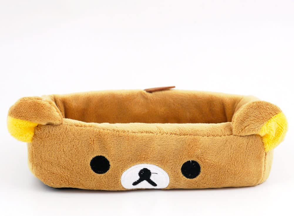 Rilakkuma Plush Storage Case