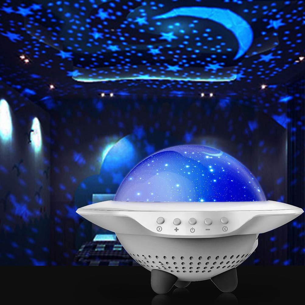 Lámpara proyector de Estrellas,Iluminación de Ambiente Versión ...