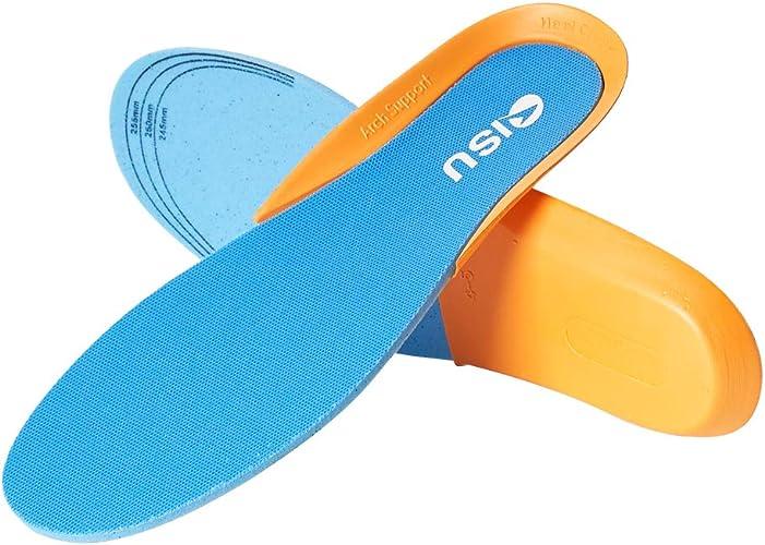インソール なかじき 靴 男性用 消臭 抗菌 快適 衝撃吸収 滑り止め アーチサポート 自由にカット サイズ調整可能 疲労軽減 カジュアルシューズ ポーツシューズ フラットシューズに適用