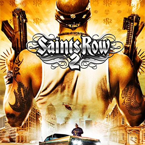 Saints Row 2 Digital: Saints Row 2 Ultimate Collection - PS3 [Digital Code] (Downloadable Ps3 Games)