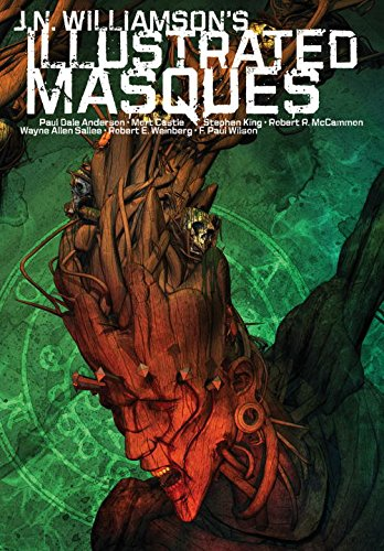 Illustrated Masques PDF