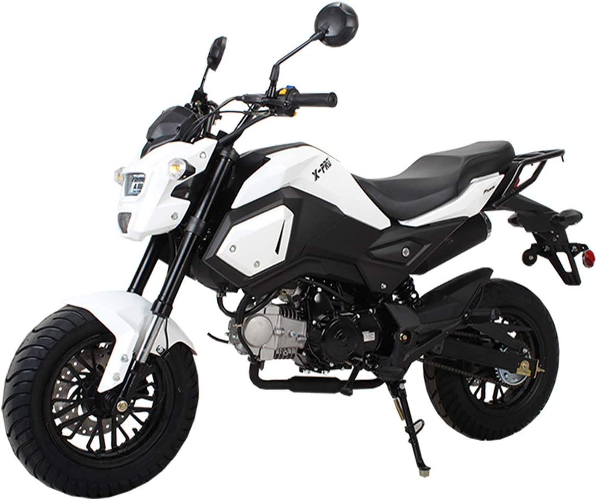 X-Pro 125cc Vader Adult Motorcycle