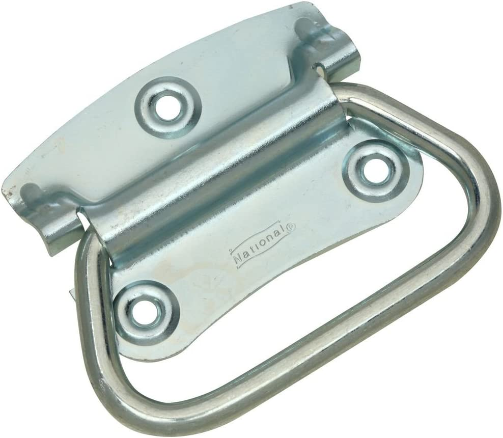 """National Hardware N203-760 V175 Chest Handle in Zinc plated,2-3/4"""""""
