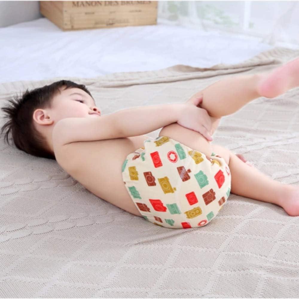 JackLoveBriefs Baby Kleinkind T/öpfchen Unterw/äsche T/öpfchen Trainingshose 1 bis 5 Jahre, 7 St/ück