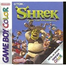 Gameboy color Game SHREK FAIRY TALE FREAKDOWN