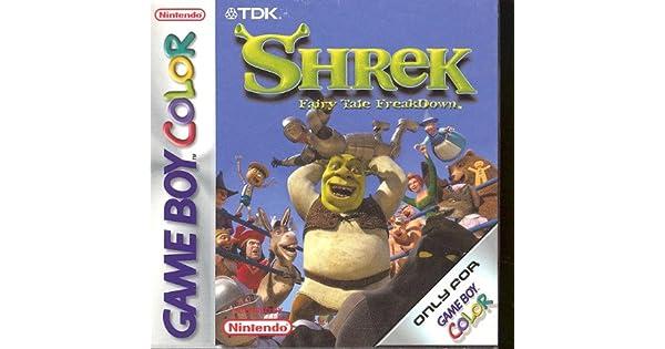 Shrek: Fairy Tale FreakDown: Amazon.es: Videojuegos