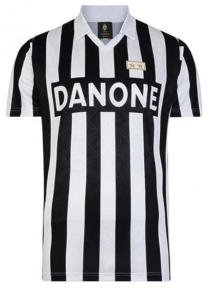 13f00c6a7 Juventus Turin 1993 Final de la Copa UEFA Retro Camiseta  Amazon.es ...