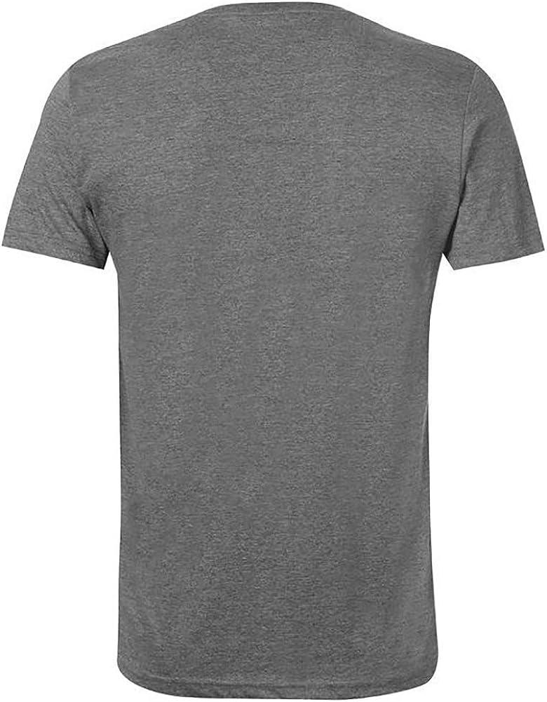 Pierre Cardin Hombre Nueva Temporada Esencial Ajuste Cl/ásico Cuello EN V Camiseta