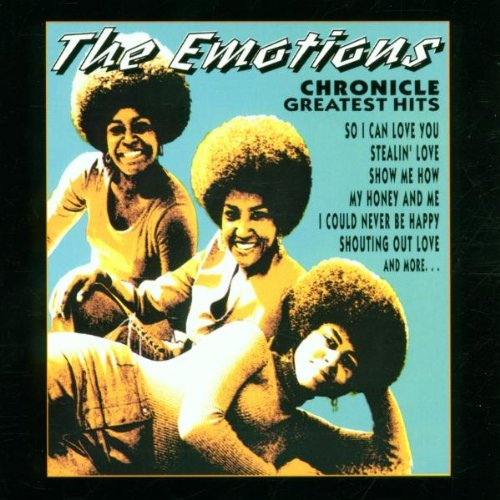 Emotions - Chronicle - Greatest Hits (The Best Of The Emotions)