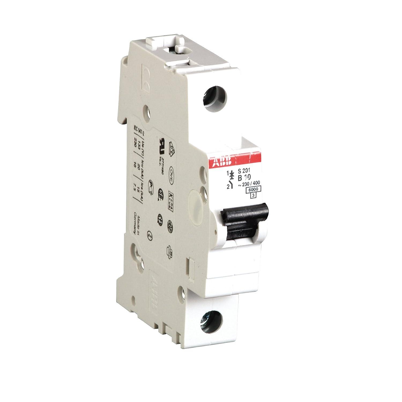 ABB 47263L Circuit Breaker 20A 1-Pin 230//400 V 6 kA