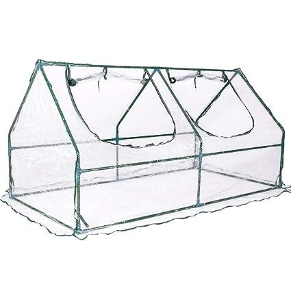 Amazon.com: Sundale - Invernadero de jardín y cubierta de ...