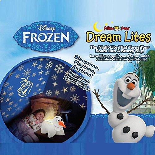 Dream Lites Pillow Pet Disney Frozen Olaf 1 Ea