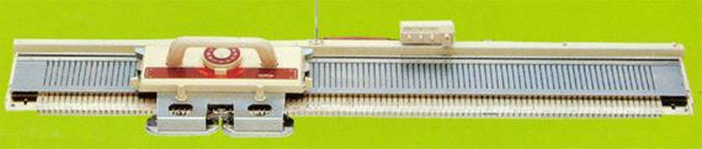 Weaver KH230 Knitting Machine Chunky Knitter Same As Brother KH230 by SUNNY CHOI (Image #1)