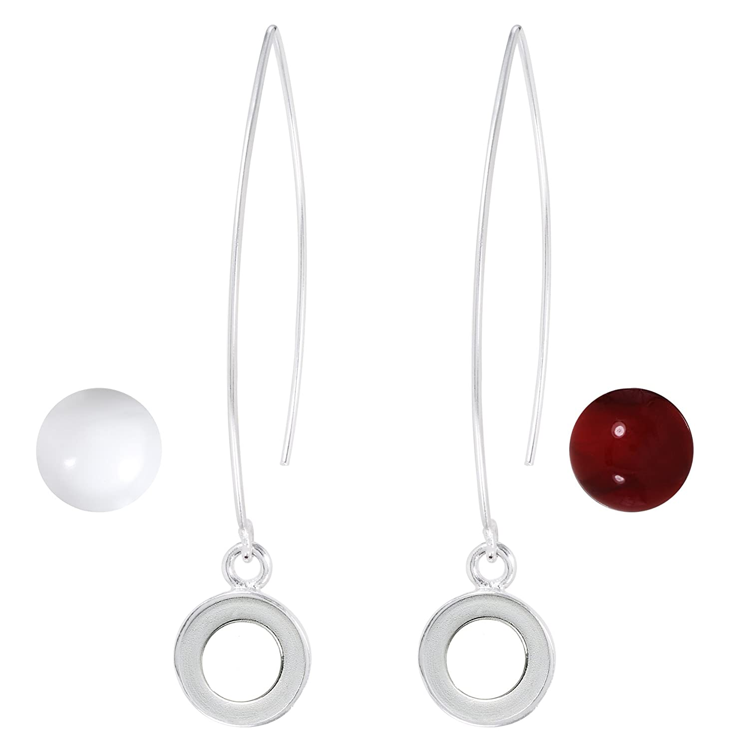 Kameleon Mod Traditions Earrings Set JewelPop Inc. KE047