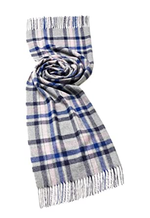 3a8a53975 Blanket Scarf-Stole-Shawl-Wrap-Lambswool-Unisex-Check Allerton ...