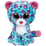3848a44e581 Amazon.com  Ty Beanie Boos Dreamer - Leopard (Justice Exclusive ...