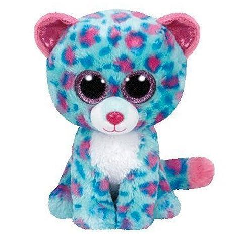60831450e69 Amazon.com  Ty Beanie Boos Sydney - Leopard (Claire s Exclusive ...