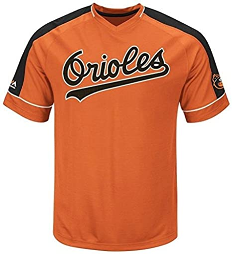 497878e7c64 Amazon.com   VF Baltimore Orioles MLB Mens Majestic Cooperstown ...