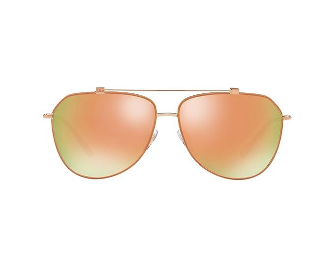 21eaab68a697 DOLCE   GABBANA Women s 0DG2190 12984Z Sunglasses