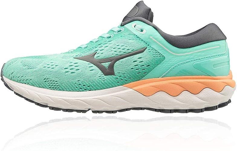 Mizuno Wave Skyrise SS20 - Zapatillas de Running para Mujer: Amazon.es: Zapatos y complementos