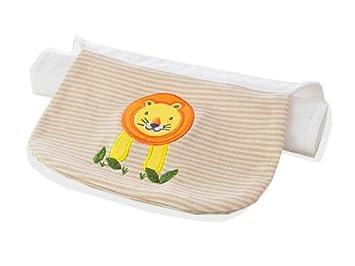 GYPO Toalla de Ducha Niños león Bordado Sudor Absorbente Toalla Gasa Sudor absorbiendo Toalla Facecloth cómodo: Amazon.es: Deportes y aire libre