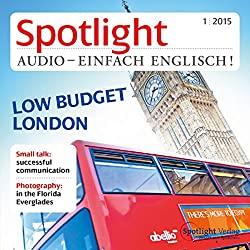 Spotlight Audio - London low budget. 1/2015