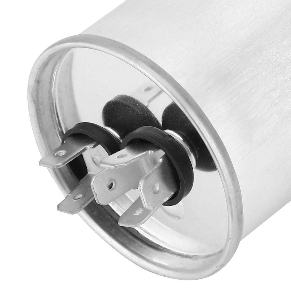 45UF 450V Running Starting Capacitor Aluminum Foil Air Conditioning Compressor Start Capacitor Water Pump,Washing Machine Air Conditioner for Refrigerator CBB65 Starting Capacitor