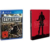 Days Gone - Standard Edition inkl. Steelbook (Exklusiv bei Amazon.de) -  [PlayStation 4]