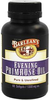 Barleans - aceite de onagra orgánico 1300 mg. - 60 cápsulas