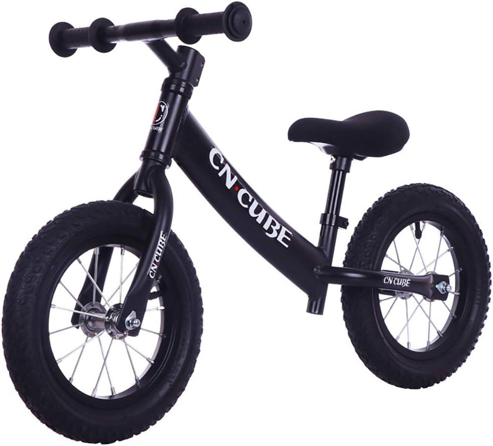 WANGYA Bicicleta De Equilibrio Infantil, Sin Pedal AleacióN De ...