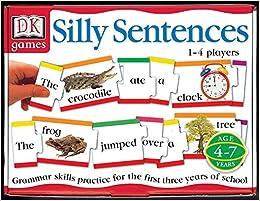 Buy DK Toys & Games: Silly Sentences: Grammar Skills