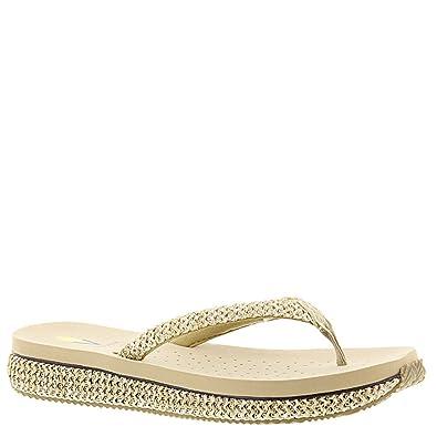 9490c23a1848 Volatile Palau Women s Sandal 11 B(M) US Natural