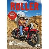 ROLLER MAGAZINE 2017年Vol.25 小さい表紙画像