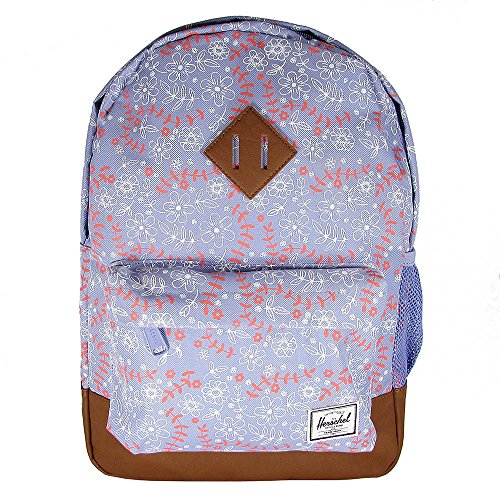 Herschel Supply Co. Heritage Youth Backpack, Meadow/Tan Synt