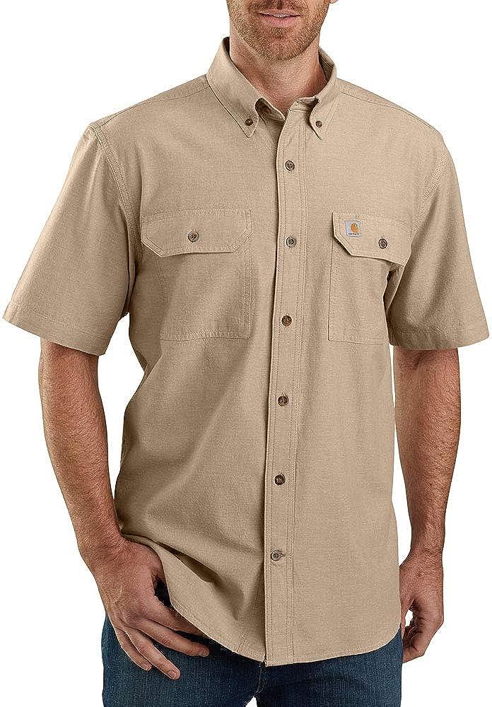 Carhartt Men's Original Fit Short Sleeve Shirt