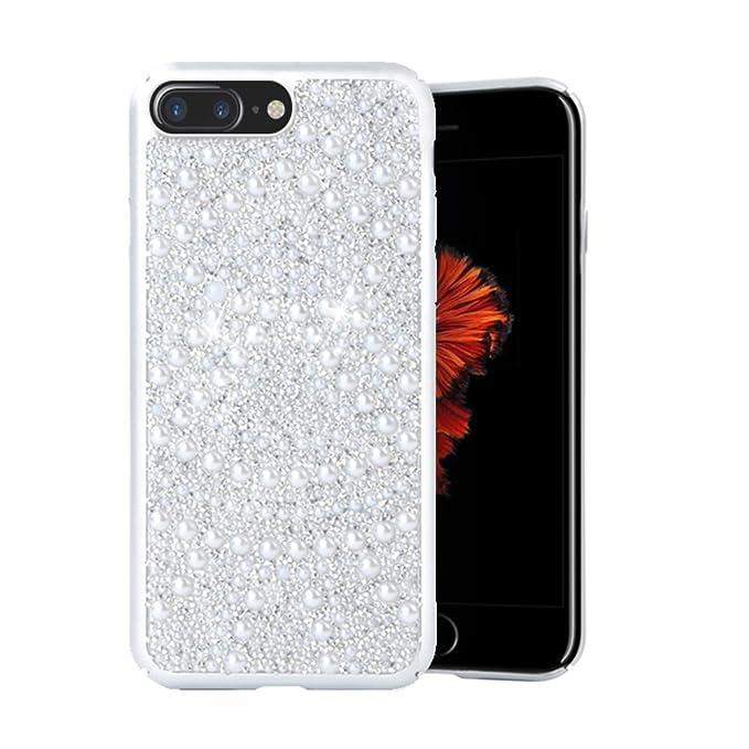 coque iphone 8 plus perle