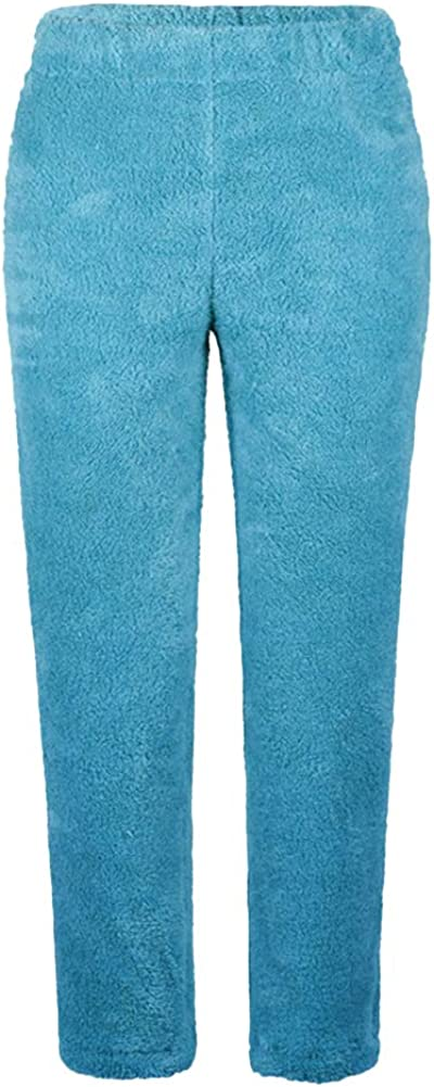 Women's Fleece Fuzzy Pants...
