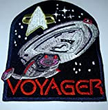 Best Star Trek Jeans In The Worlds - Star Trek Voyager Ship Name and Logo Patch Review