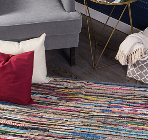 Rag Rug Prices: DII Contemporary Reversible Floor Rug For Bathroom, Living