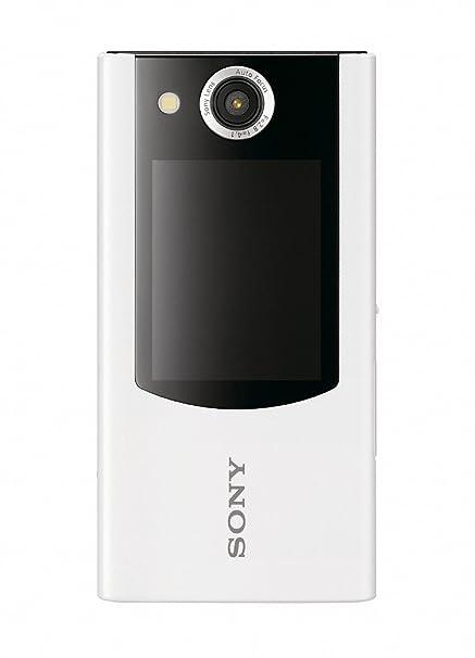amazon com sony bloggie duo camera white camcorders camera rh amazon com Sony Bloggie Camera Manual Sony Bloggie 3D