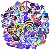 Graffiti Stickers for Car, Laptop , Skateboard, Luggage , Waterproof Vinyl Decals for Motorcycle ,Bicycle,Bumper (50Pcs/pack Mixed Galaxy Style)