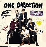 one direction 2015 calendar - Official One Direction Mini Calendar 2015