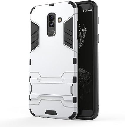 OFUPara Samsung Galaxy A6 Plus Smartphone, Híbrido Caja de la ...