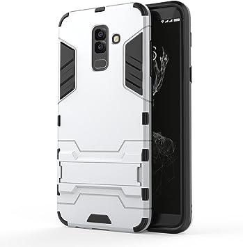 OFUPara Samsung Galaxy J8 2018 Smartphone, Híbrido Caja de la ...
