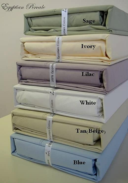 Egyptian Cotton Percale Sheet Sets King Size Lilac Usually Ships Within 1 2 Business Days Unless There Is A Problem Amazon Co Uk Kitchen Home,Creative Ways To Hang Shower Curtains