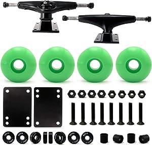 VJ 5.25 Skateboard Truck (139mm), Skateboard Wheels, Skateboard Bearings, Skateboard Riser Pads, Skateboard Screws